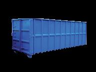 Vývoz veľkoobjemových kontajnerov