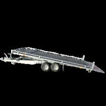 AUTOPREPRAVNÍK 2200 kg, nosnosť 1680 kg, 2-osí